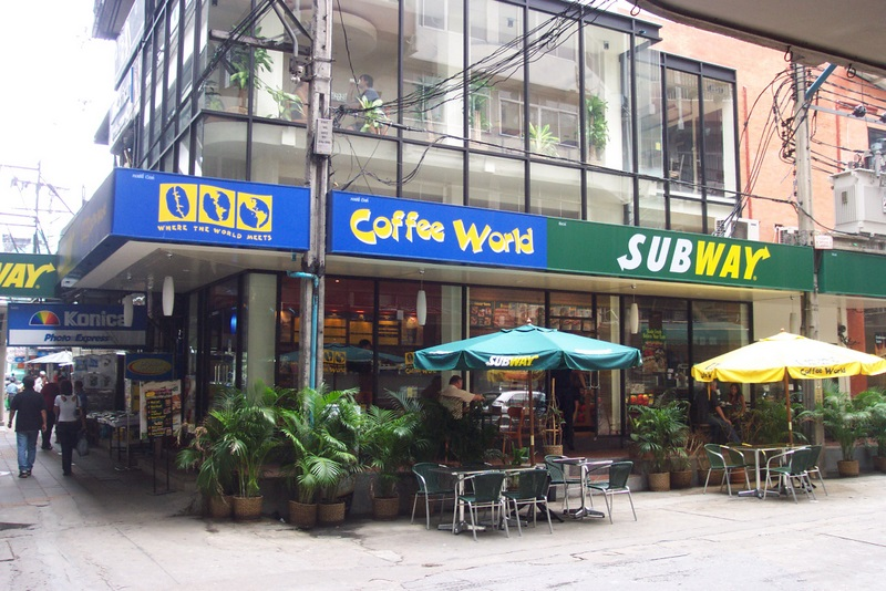 Operating Subway CoffeeWorld